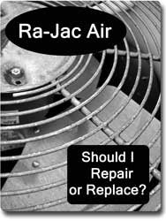 Repairing Air Conditioner Heater replacing