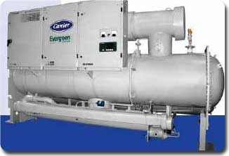 centrifugal chiller system