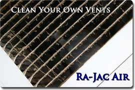 cleaning your own vents do it yourself